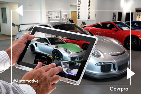 Augmented Reality Automotive