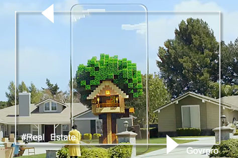 Augmented Reality Real Estate