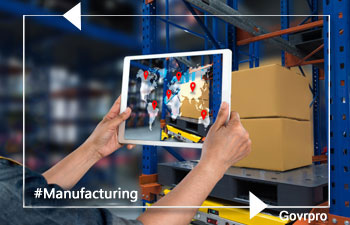 Augmented Reality Manufacturing